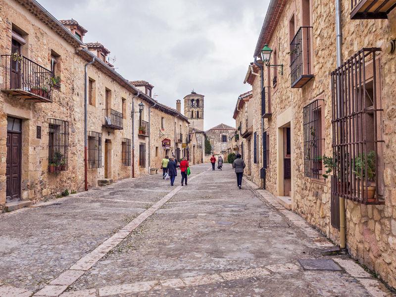 Pedraza los 44 pueblos m s bonitos hogar cocina facil - La olma de pedraza ...