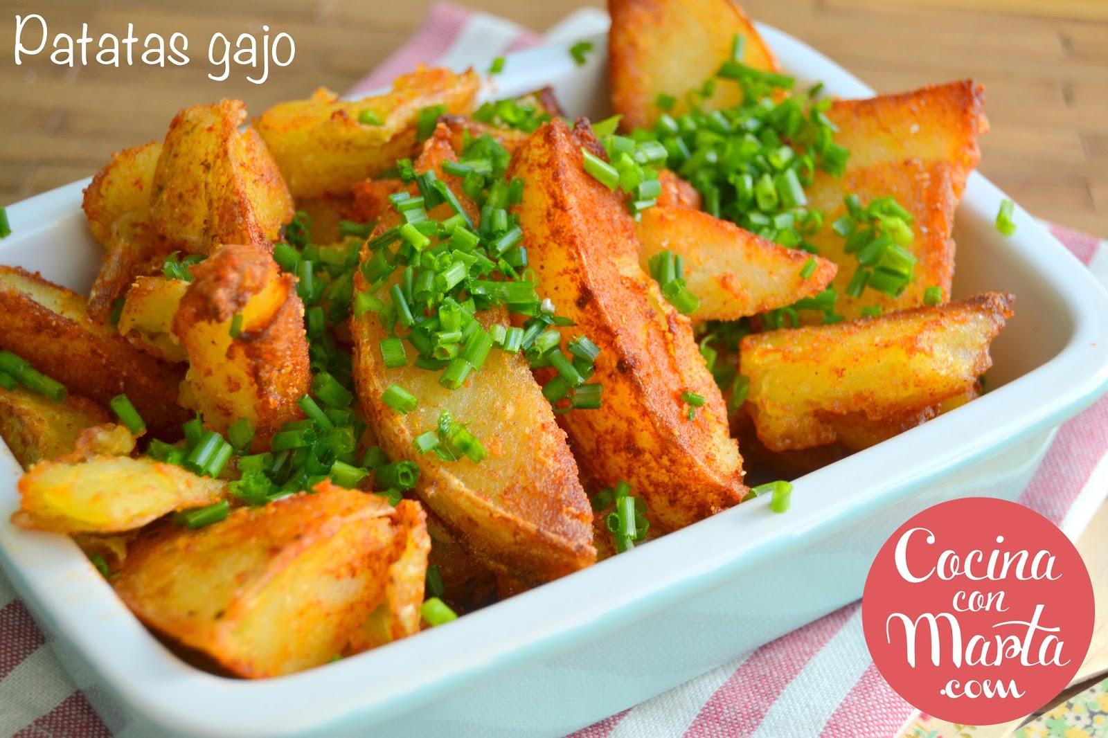 Patatas Gajo 2 Copy Hogar Cocina Facil